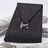Eco-Friendly Wool iPad Case