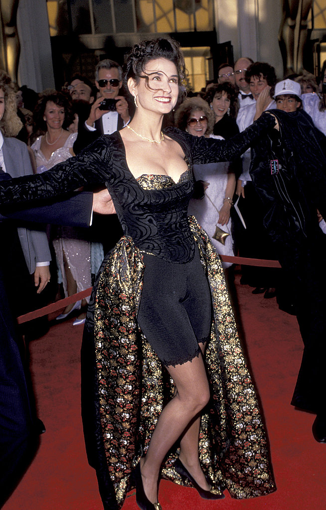 Demi Moore, 1989