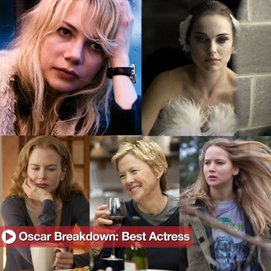 2011 Oscar Breakdown: Best Actress