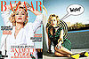 Pictures of Nicole Richie in Harper&#039;s Bazaar Russia