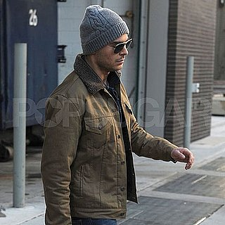 Pictures of Zac Efron Taking a Walk in NYC