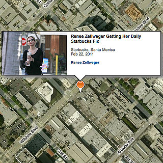 Find Where Celebs Are With Zimbio and Bing Maps Site Celebrity Places