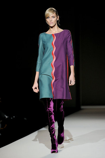 2011 Fall Milan Fashion Week: Alberta Ferretti