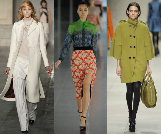 The Top 10 Trends From 2011 Fall London Fashion Week