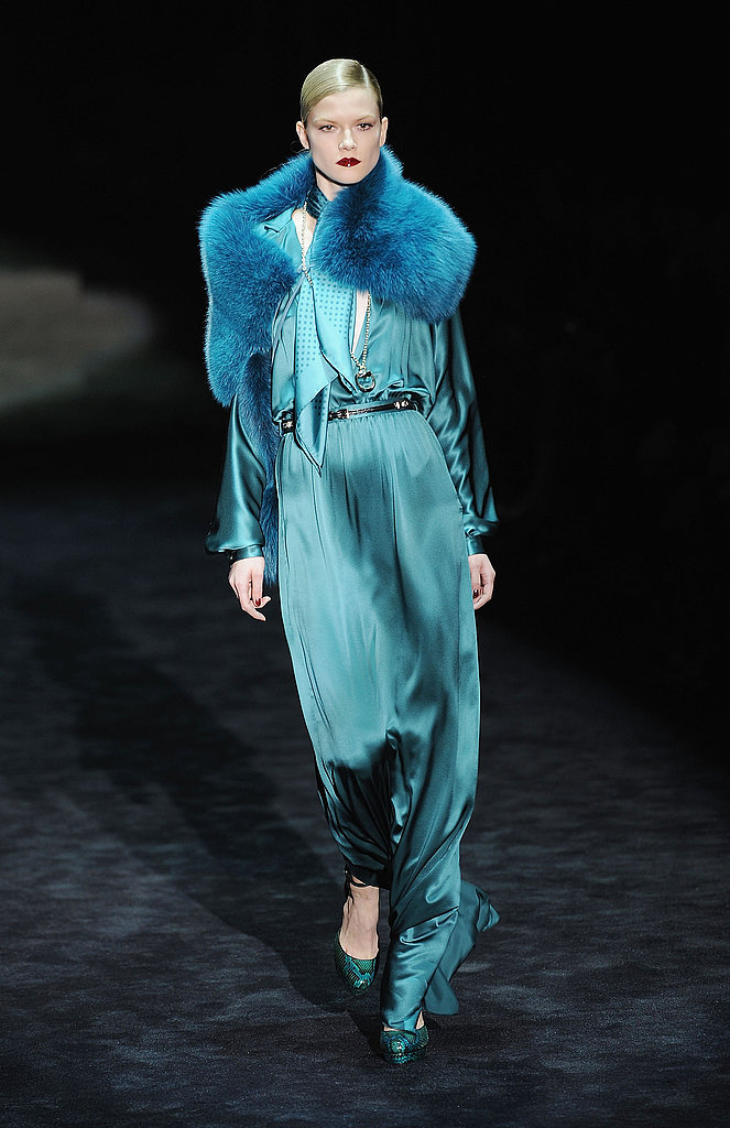 2011 Fall Milan Fashion Week: Gucci