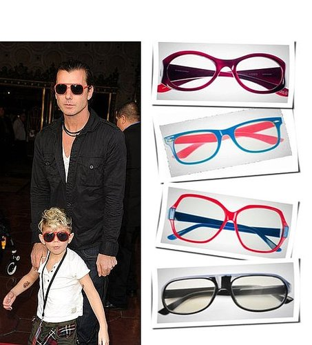 Stylish Real D 3D Glasses For Kids