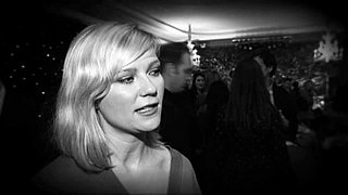 Kirsten Dunst Interview at Mulberry Fall 2011 London Fashion Week