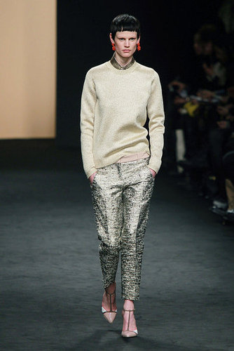 Fall 2011 Milan Fashion Week: No 21