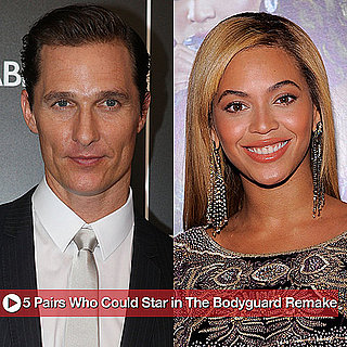 The Bodyguard Remake Casting Options