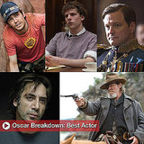 2011 Best Actor Nominee Chances