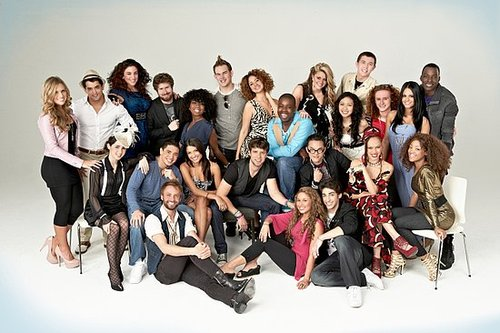 American Idol Season 10 Top 24 Contestants
