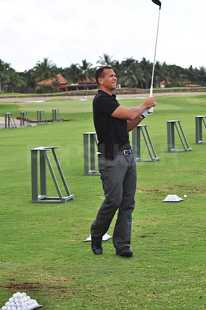 Alex Rodriguez Photos