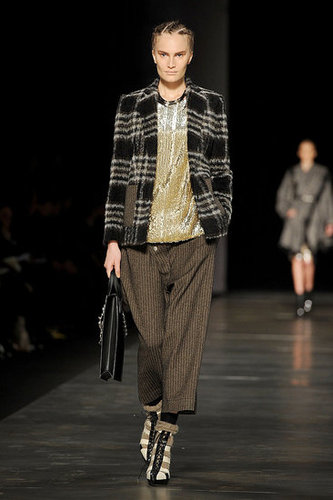 Fall 2011 Milan Fashion Week: Etro
