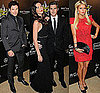 Pictures of Kellan Lutz, Hayden Panettiere, Paris Hilton, and More at the Pre-Oscar Hollywood Domino Gala