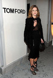 Natalia, Rosario, Ginnifer, and More Style Up For Tom Ford — Who's Most Fab?