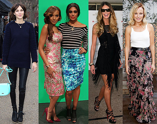 Fab's Top 10 Celebrity Looks of the Week — Jen, Olivia, Alexa, and More!