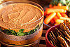 Sun-Dried Tomato and Chili-Walnut Layered Dip Recipe: Vegan and Gluten-Free