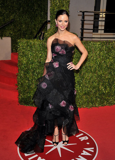 Designers Tom Ford, Georgina Chapman and More Make Appearances at the Oscar Festivities