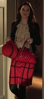 Leighton Meester as Blair Waldorf Style in Gossip Girl