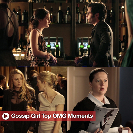"Top OMG Moments From Gossip Girl Episode ""Empire of the Son"""
