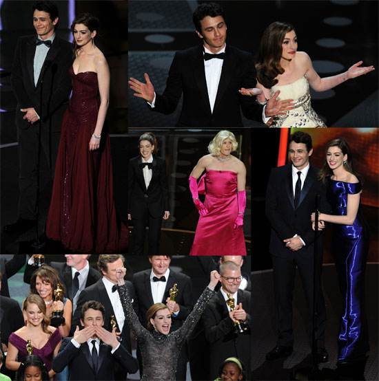 Pictures of 2011 Oscar Winners Natalie Portman, Colin Firth, Melissa Leo, and Christian Bale 2011-02-28 00:16:29