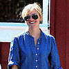 Pictures of Reese Witherspoon Shopping at the Brentwood Country Mart