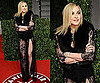Madonna at Vanity Fair Oscars Party 2011