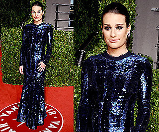Lea Michele at Oscars 2011