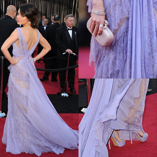 Catch Oscars' Best-Dressed Mila Kunis From All Angles!
