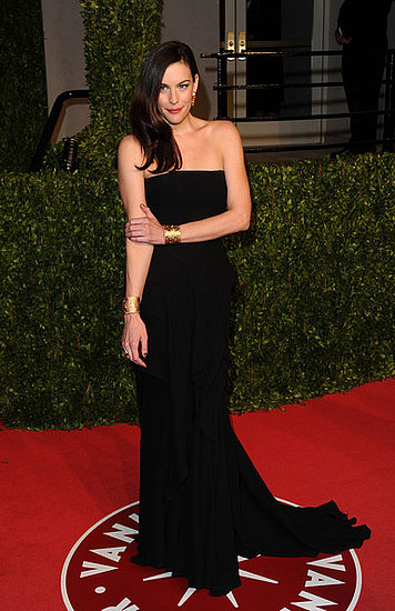 Liv Tyler(2011 Oscar Party)