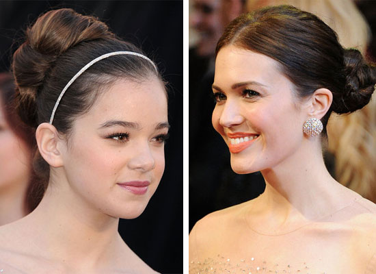 Check Out the 2011 Oscars Hottest Hairstyles From Every Angle!