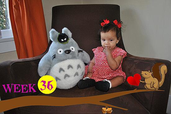 Olivia Lily 36 Weeks Old!!