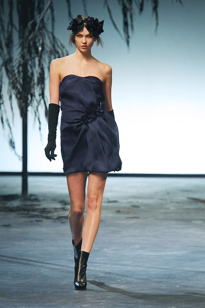 2011 Fall Paris Fashion Week: Lanvin