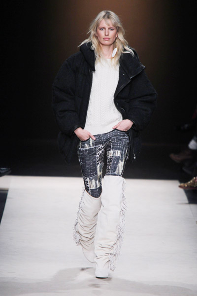 2011 Fall Paris Fashion Week: Isabel Marant