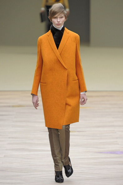 2011 Fall Paris Fashion Week: Celine