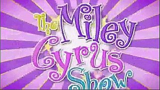 Miley Cyrus Stops By The Miley Cyrus Show As Justin Bieber!