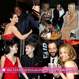 Our Favorite 15 Pictures From the Oscar Afterparties!