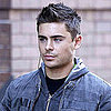 Pictures of Zac Efron Out in NYC