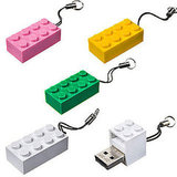 ZipZip Lego Flash Drives ($35-$89)