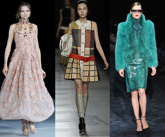 The Top 10 Trends From 2011 Milan Fall Fashion Week