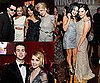 Photos of Nicole Richie, Chace Crawford, Vanessa Hugdens and More Inside Elton John's 2011 Oscars Party