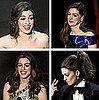 How to Get All Seven of Anne Hathaway's Oscars Show Hairstyles!