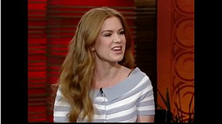 Isla Fisher Talks Oscar Party Wardrobe Issues!