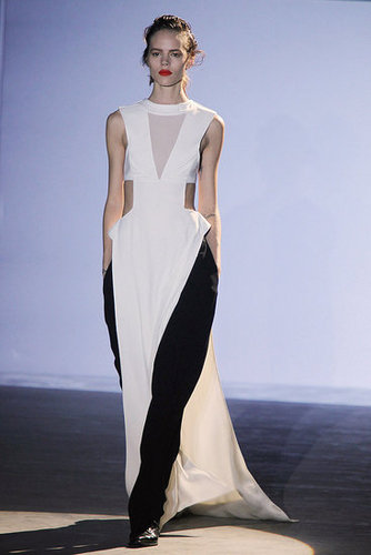 Fall 2011 Paris Fashion Week: Hakaan