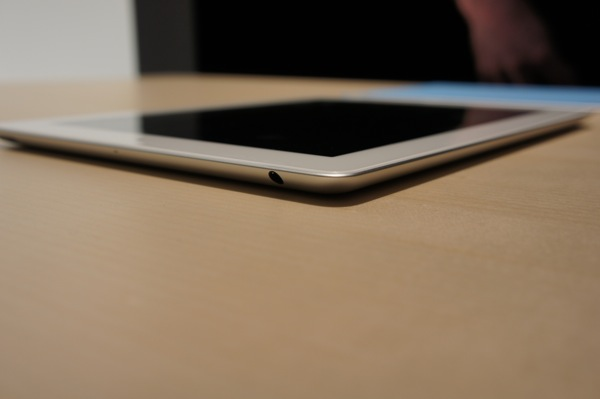 Up Close and Personal With the iPad 2