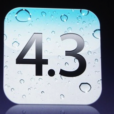 iOS 4.3 iPad 2 Features