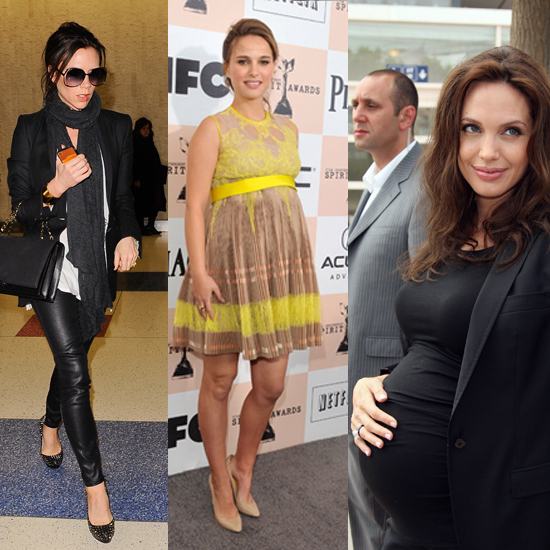 How to Dress the Pregnant Body: A Celebrity Guide to Maternity Style