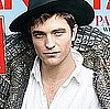 Pictures of Robert Pattinson on Vanity Fair 2011 Cover