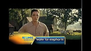 Video of Robert Pattinson and Reese Witherspoon in Water for Elephants Scene