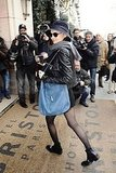 Miranda Kerr Makes Amazing Post-Baby Return to the Runway For Balenciaga!